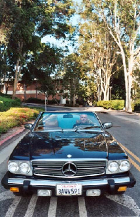 Mercedes 450 SL 3