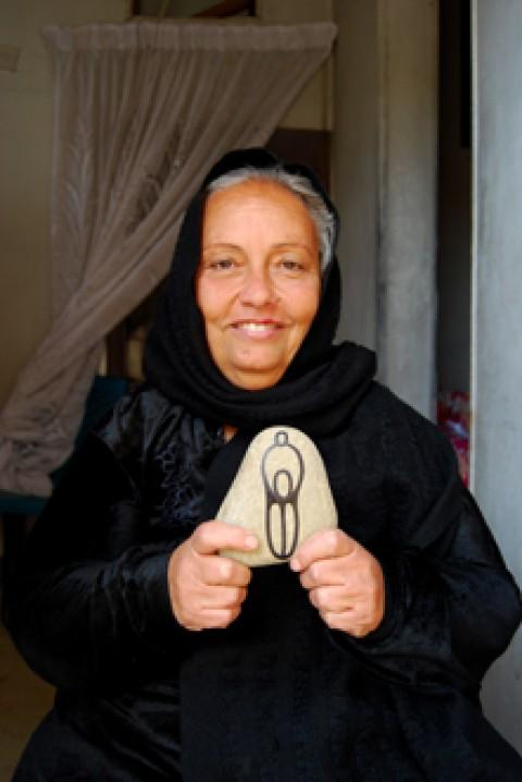 coptic nun