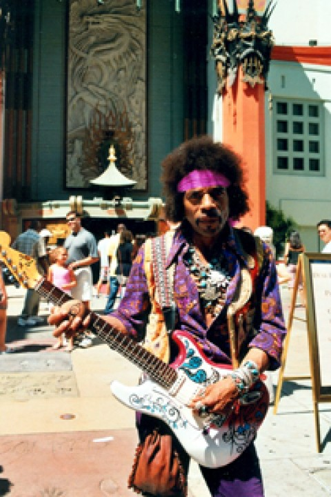 jimmy hendrix double