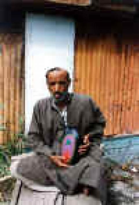 Kashmir Teppichhandler