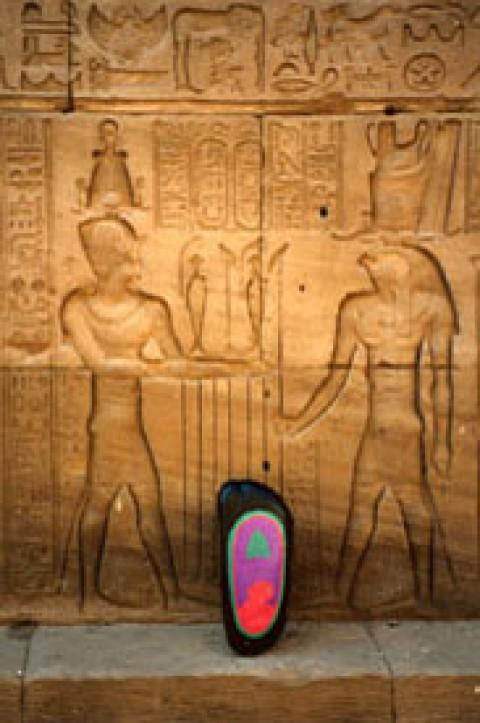 Sisyphos Aegypten