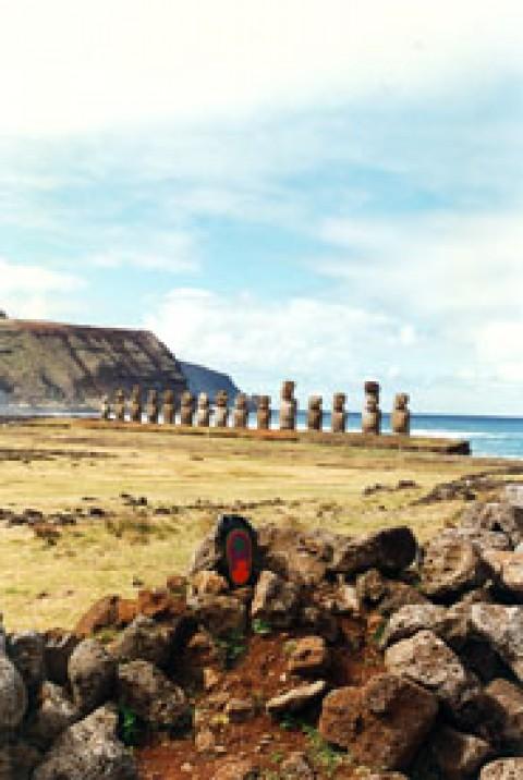 Sisyphos Easter Island