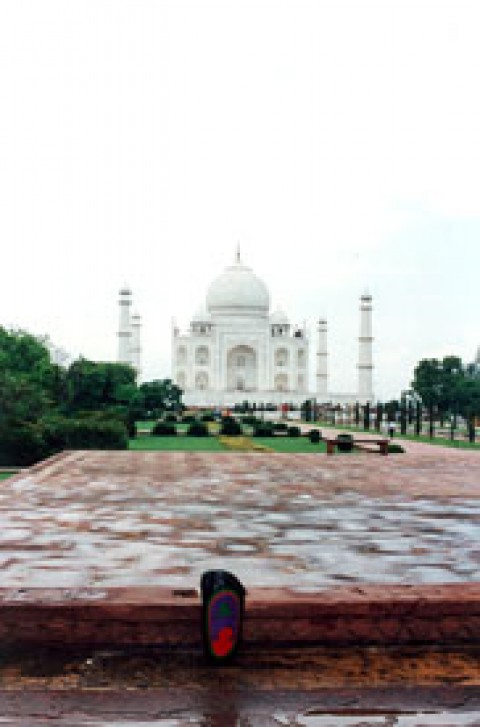 Sisyphos Taj Mahal