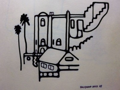 Hollywood Hills 05